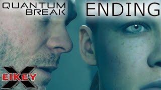 Quantum Break Gameplay Walkthrough (ENDING) [1080p 60FPS Xbox One] - No Commentary