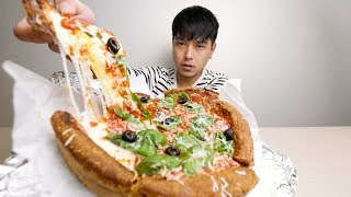 Chicago Style Pizza In Korea