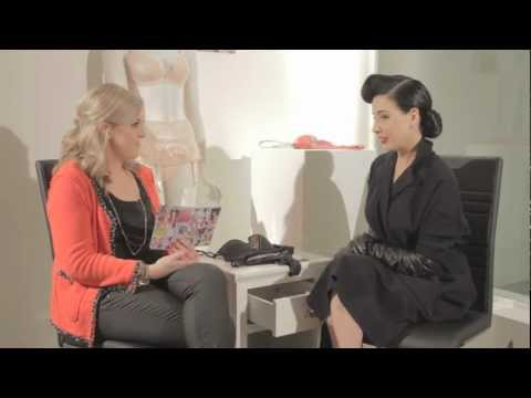 Dita Von Teese - Cosmopolitan UK - Interview - 12 Feb 2013