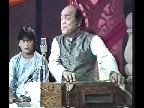 Mehdi Hassan...main Hosh Main Tha (private Mehfil) video