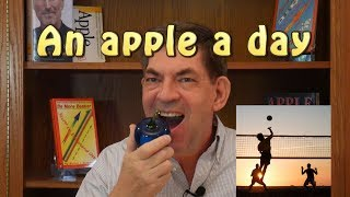 BMB #87 - An apple a day -- truth or marketing?