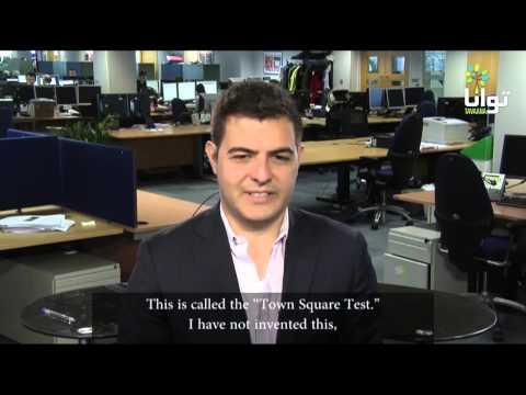 گفتگوی اختصاصی توانا با سهراب احمری Tavaana Exclusive Interview with Sohrab Ahmari