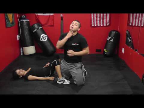 Women's Self Defense: Level 1 - Rape Escape video