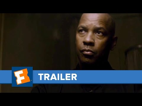 The Equalizer Official Trailer HD   Trailers   FandangoMovies