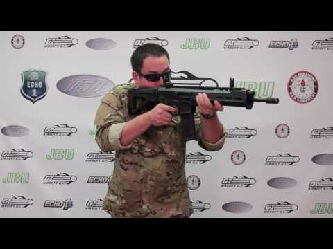 Airsoft GI - Magpul PTS Masada Officially Licensed AEG Video