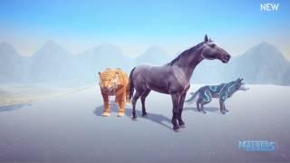 Horse AnimSet Pro V3 Unity 5 New Features 1