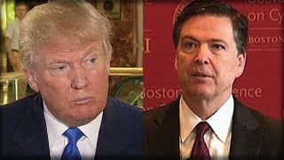 EXECUTION: TRUMP JUST SAID THE ONE THING THAT JAMES COMEY DIDN'T WANT GETTING OUT