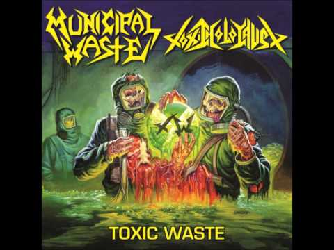 Municipal Waste - Trapped In The Sites