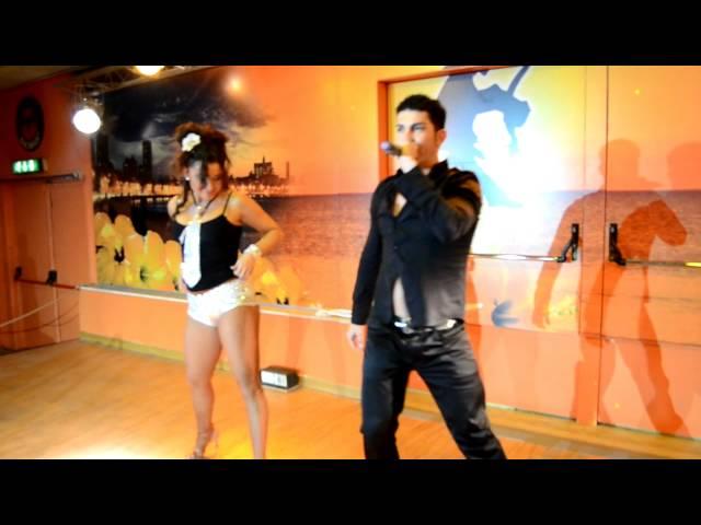 Caraibe 2012 : locale Salsa Roma : Aurelito Cuba