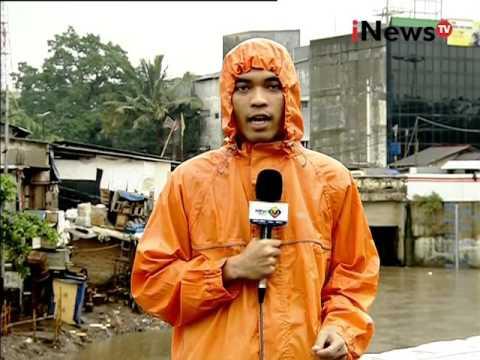 Live Report: Wahyu Seto adjie, musim banjir telah tiba - Jakarta Today 12/02