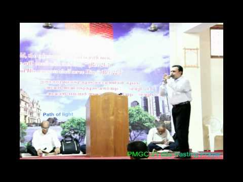 Pastor Binu George MS 20111121 Part 3/3