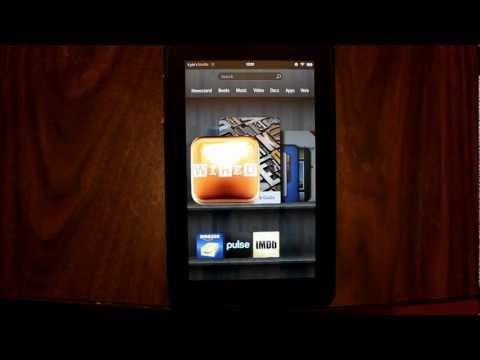 Idiots Guide to Root the Amazon Kindle Fire & Install the Google Market