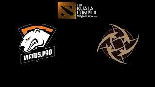 VP vs NiP The Kuala Lumpur Major Highlights Dota 2