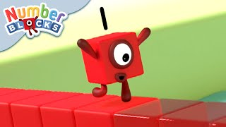 Numberblocks - Finish the Sequence? | Learn to Count