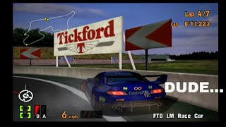 Gran Turismo 3 Playthrough Part 51- FINAL RACE IN DREAM CAR CHAMPIONSHIP!  Grand Valley Speedway II!