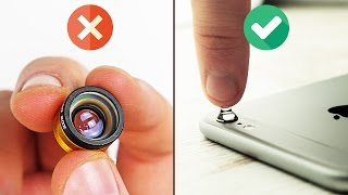 8 Coole Smartphone Life Hacks!