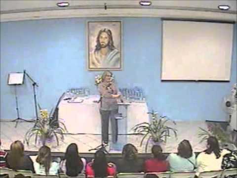 Palestra - Grupo Espírita Esperança - Maria Inês Batina - 25 de julho de 2012