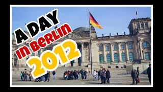 A day in Berlin !!