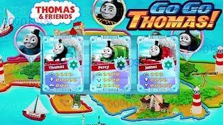 Thomas Calling All DIAMOND Racers! *FAST Race* Thomas & Friends: GoGo Thomas! (By Budge) New 2019