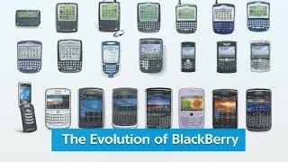 The Evolution of BlackBerry / Эволюция БлэкБерри