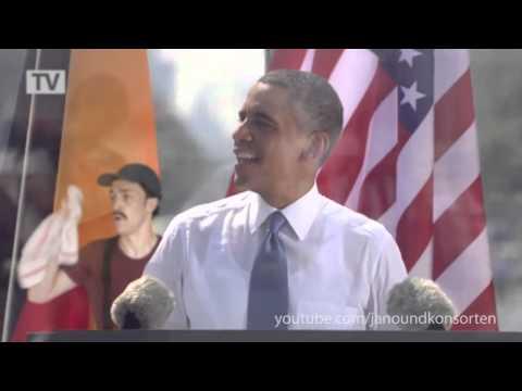 Neulich bei Obama in Berlin