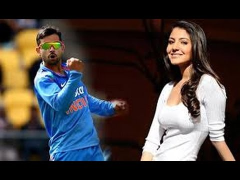 Virats Flying Kiss For Anushka - Bollywood News video