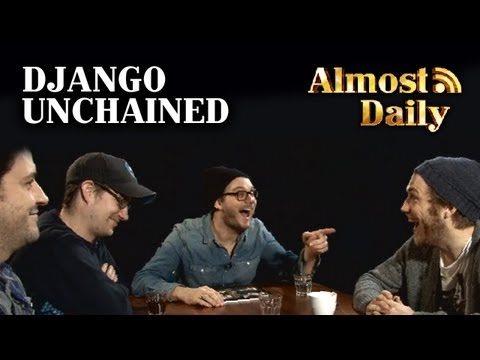 Almost Daily #14: DJANGO UNCHAINED