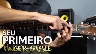 download musica Aprenda Seu Primeiro Fingerstyle Fácil no Violão Iniciantes