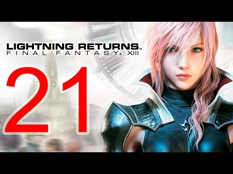 Lightning Returns Walkthrough part 21 English - Final Fantasy XIII-3 Gameplay let's play 13-3