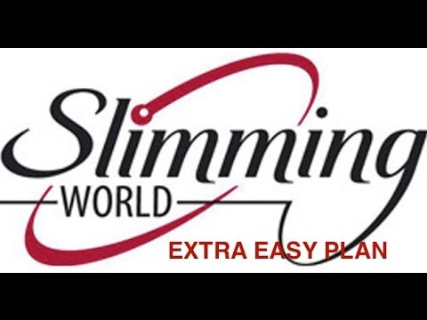 Slimming World Extra Easy Plan 2014 Youtube