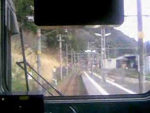 飯田線 本長篠→湯谷温泉 前面展望