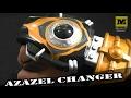 AZAZEL Changer (Satria Heroes) ST MP3