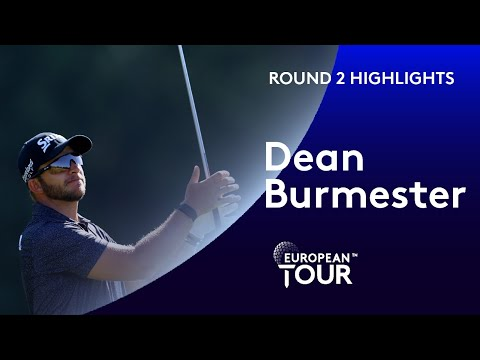 Dean Burmester shoots 63 | English Championship