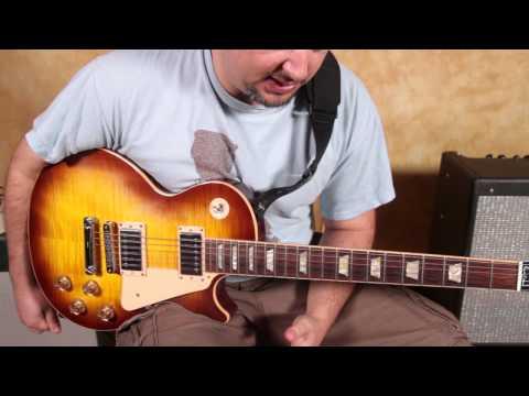 Lesson Guitar - Minor Arpegios