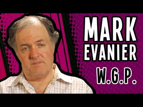 Mark Evanier - With Great Power Extended Interviews