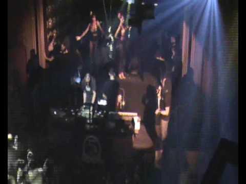 David Penn, Rober Gaez & Daren J. Bell @ Sala Oasis (Zaragoza) 060609
