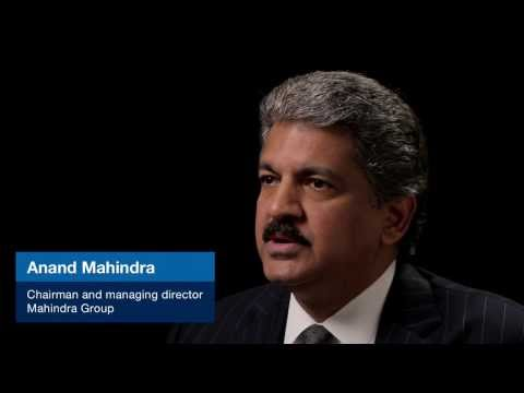 Reimagining India: A conversation with Anand Mahindra