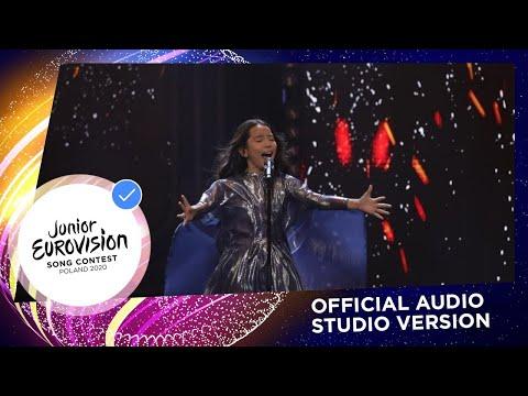 Karakat Bashanova - Forever (JESC 2020 - Kazakhstan) - Official Audio (Studio Version)