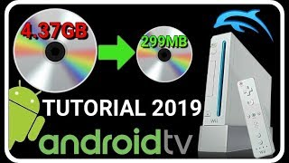 TUTORIAL: Limpiar Backups Wii / Dolphin Emulator - ANDROID TV NVIDIA SHIELD