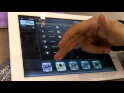 ISE 2015: Auluxa Automation Demos New App