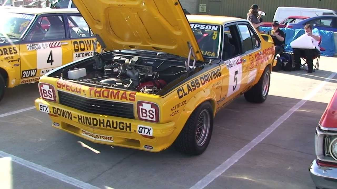 Brock Amp Sampson Holden Lh Torana 1975 Bathurst Winner