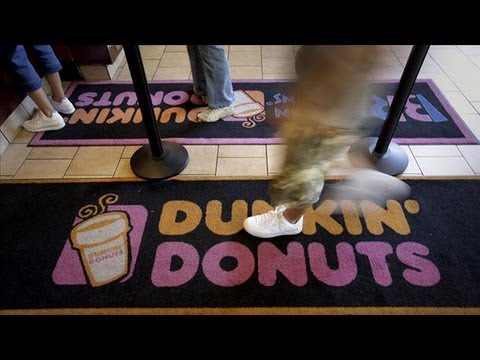 Dunkin' Brands CEO on Taking On Starbucks