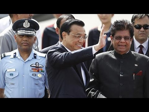 Chinese PM Li Keqiang in India to boost trade and ease tension