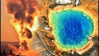 Yellowstone super volcano may erupt sooner than we thought leading to volcanic winter