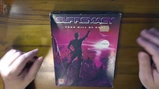 Supremacy / Overlord, Atari ST, Trusteft's Retro Weekend