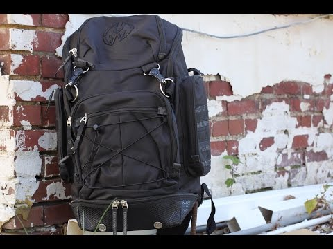 Urban warrior backpack militaryluggage ZRUS