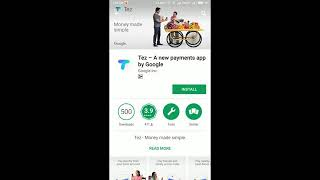 Earn Trick Send Rs 1 and Get Rs 51 Back Tez
