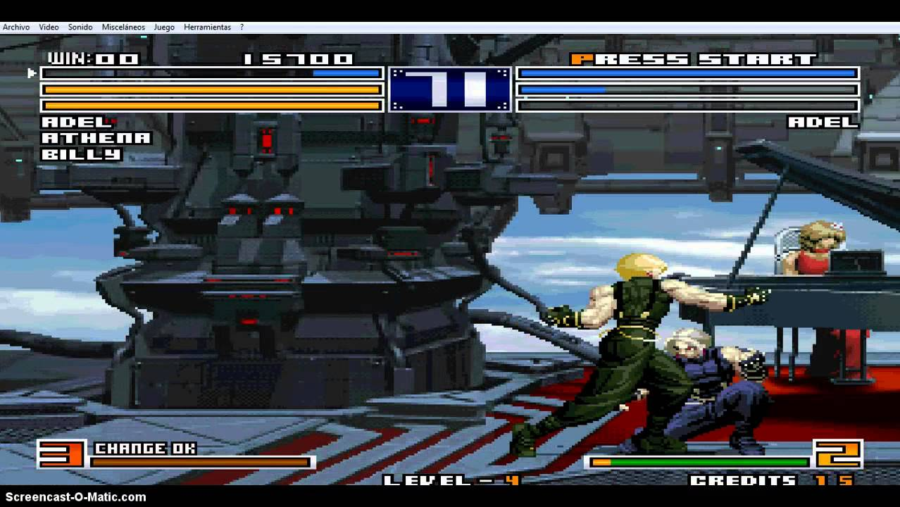 king of fighters 2004 ex ultra: