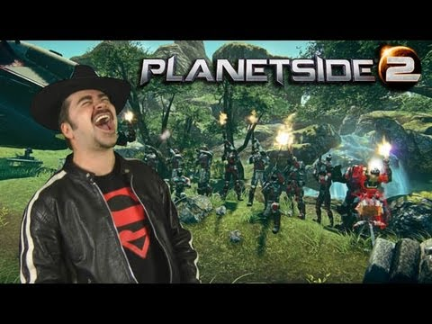 Planetside 2 Angry Review