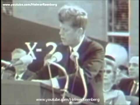 President John F. Kennedy's Remarks at Brooks Air Force Base,San Antonio, TX - November 21, 1963